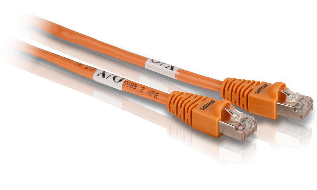 Conecta dos ordenadores para el intercambio de datos
