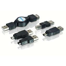 USB 2.0-Adapter-Kit