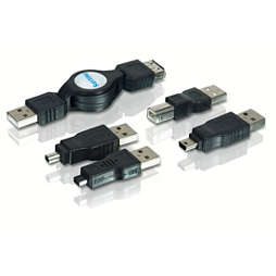 Kit adaptador USB 2.0