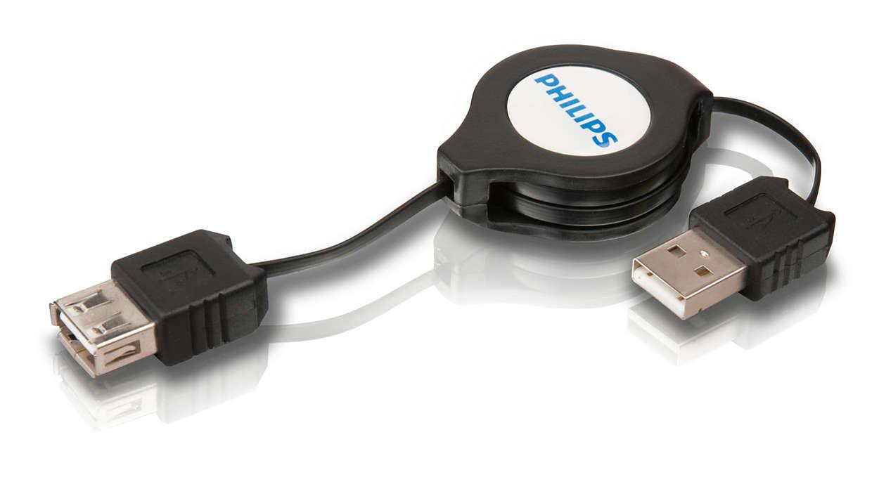 USB-uitbreiding
