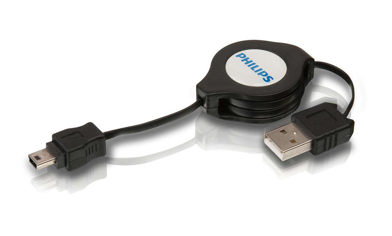Zorg voor een betrouwbare verbinding met uw USB-apparaten