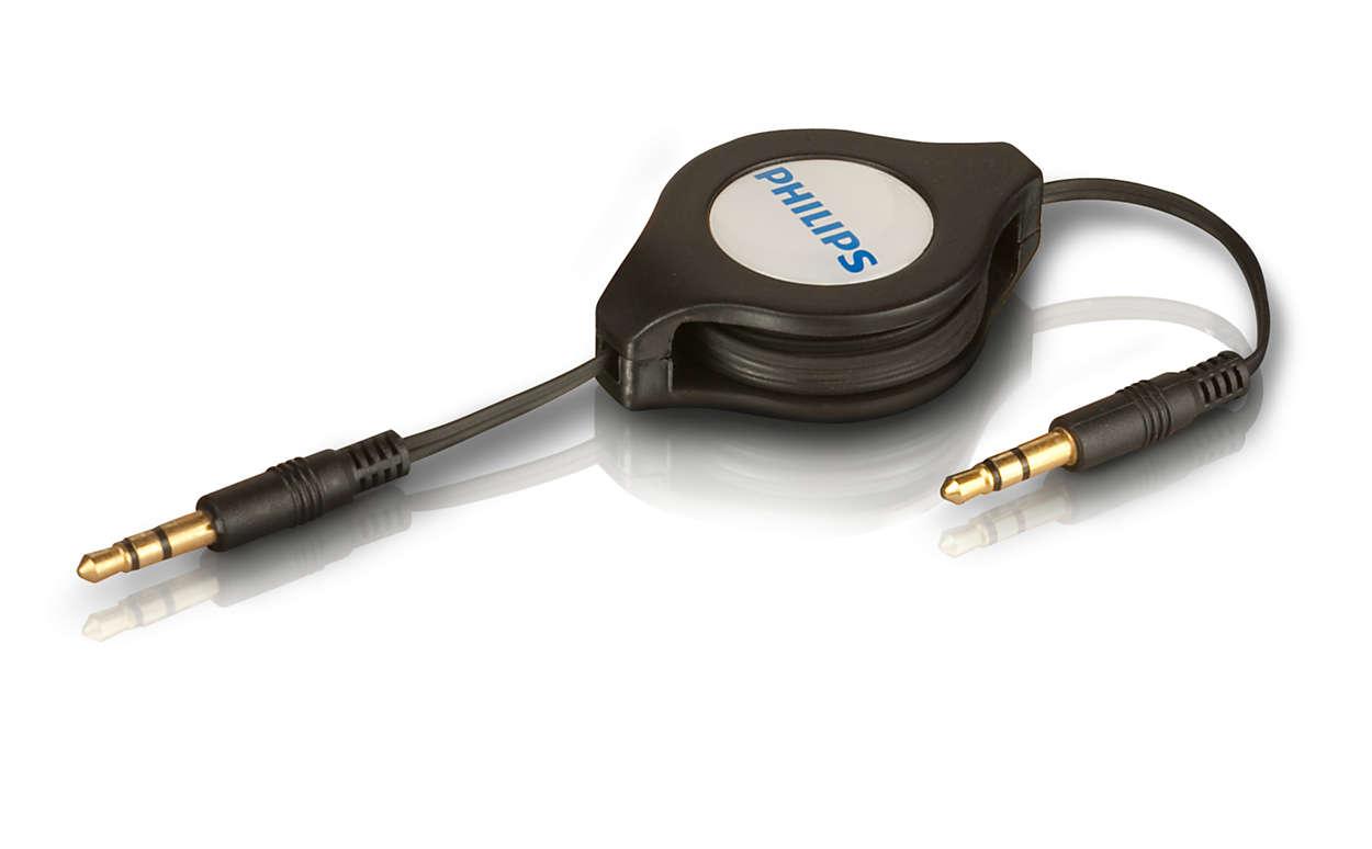 Connectez votre ordinateur à un système audio externe