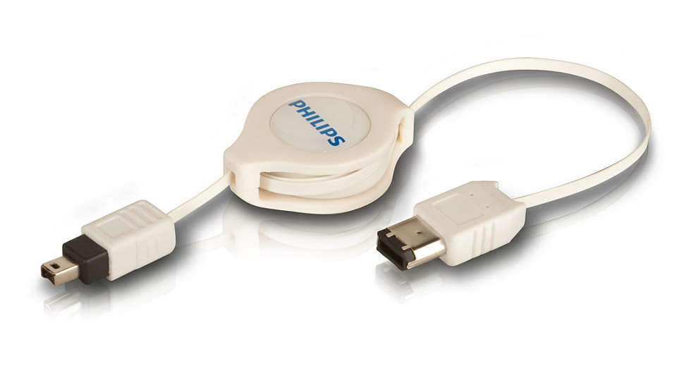 Connect to FireWire IEEE 1394a devices