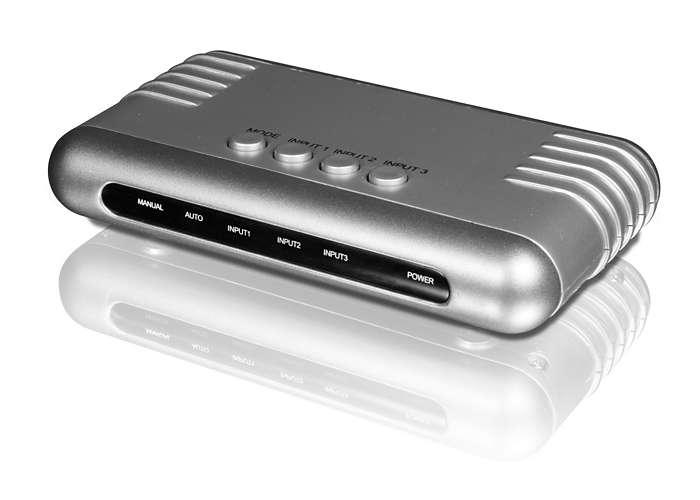 Commutation entre 3sources HDMI