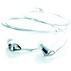 Swarovski Eleganckie słuchawki