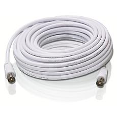 SWV2204W/10  Koaxiální kabel