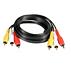Komposit-A/V-kabel
