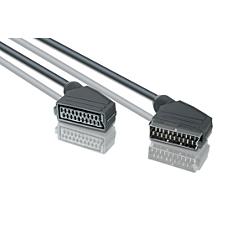 SWV2544T/10  kábel Scart
