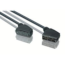 SWV2544/10  Scart-kabel