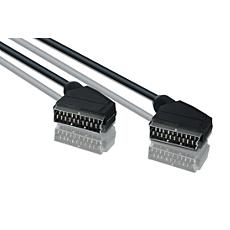 SWV2601T/10  Scart-Kabel