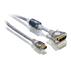 HDMI-/DVI-konverteringskabel