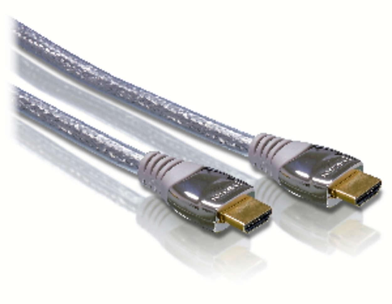 Unterstützt Auflösungen bis zu 1080p
