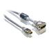 Кабел DVI-HDMI