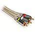 S-Video 端子 / 立體聲聲音線纜