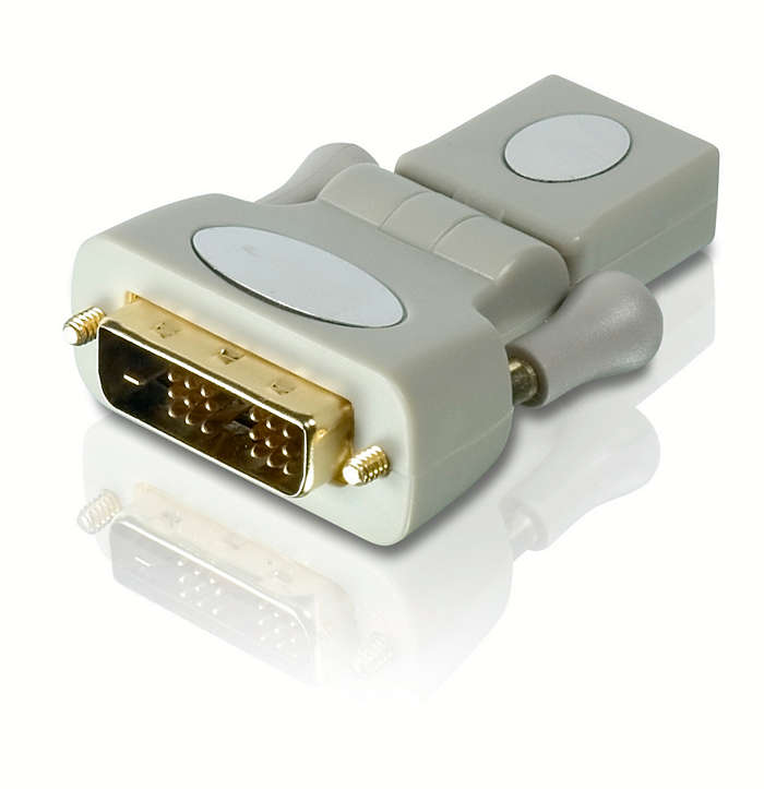 Upgrade a DVI connection