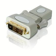 SWV3821/17 -    Swivel adapter