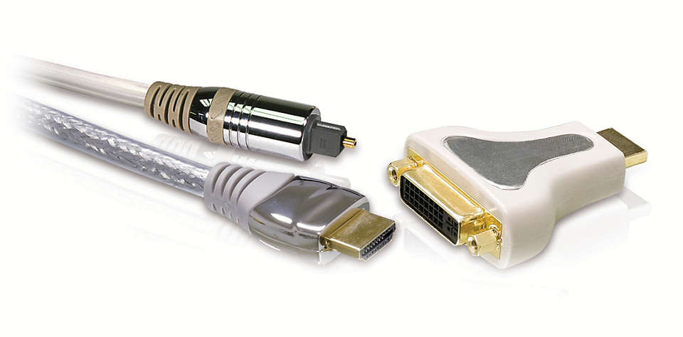 Connect an HDTV
