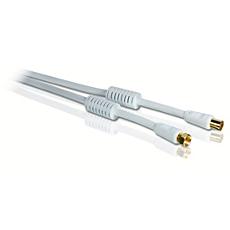 SWV4156W/10  Koaxiální kabel