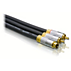 S-Video/стерео аудио кабел