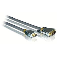 SWV6376/93 -    HDMI/DVI 轉換線