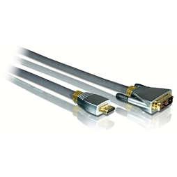 Cable de conversión HDMI a DVI