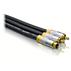 Cable de audio estéreo/S-vídeo
