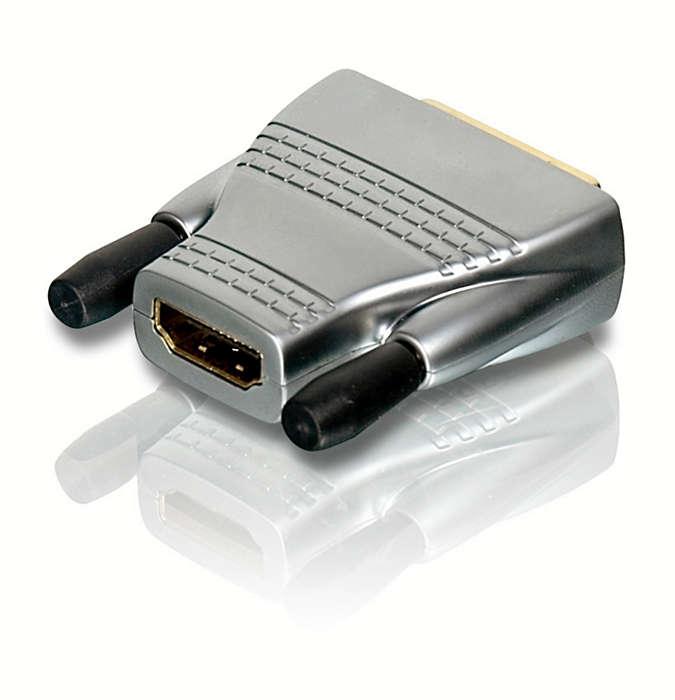 Uw kabels upgraden en converteren
