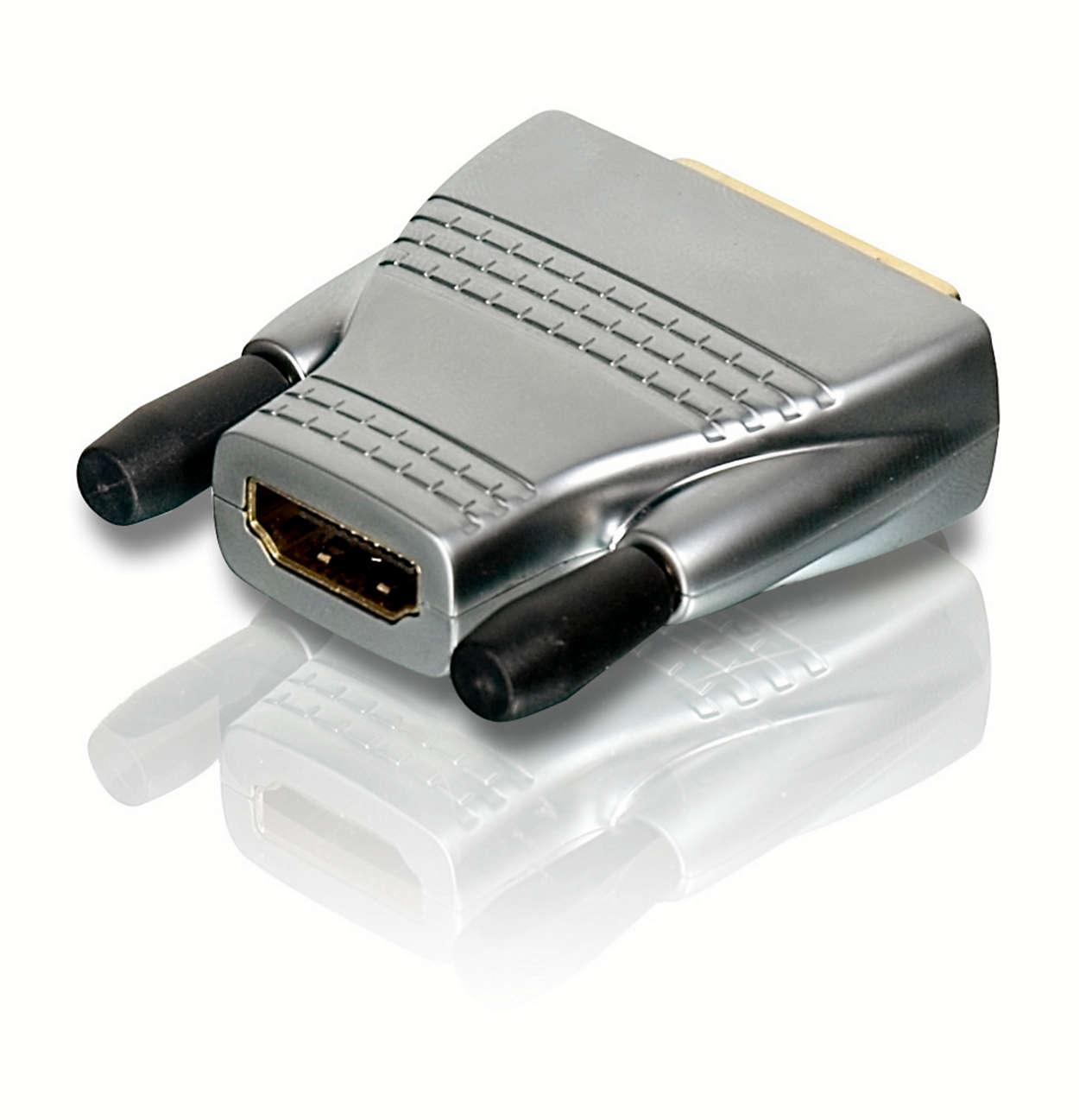 Обновите и преобразуйте свои кабели