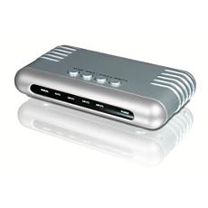SWV6813/17 -    HDMI Switcher