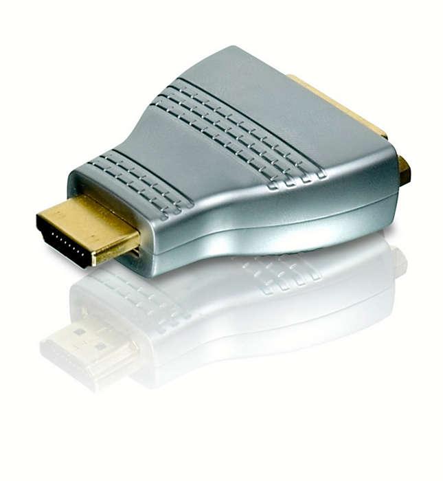 Uppgradera och konvertera dina kablar