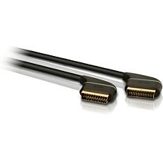 SWV7541S/10  cavo SCART