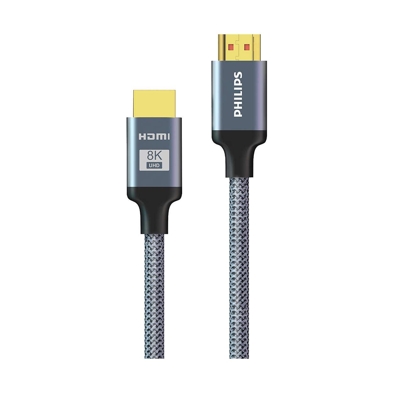 Certifikovaný kabel HDMI Premium