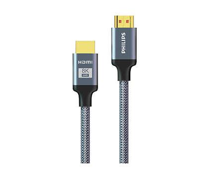 Erittäin nopea HDMI®-kaapeli