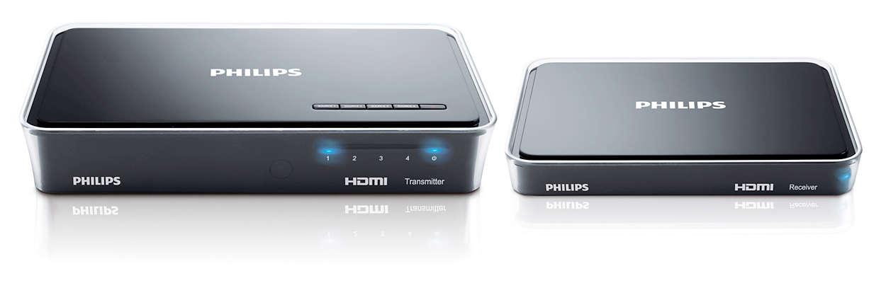 Optimale vrijheid voor uw HDTV