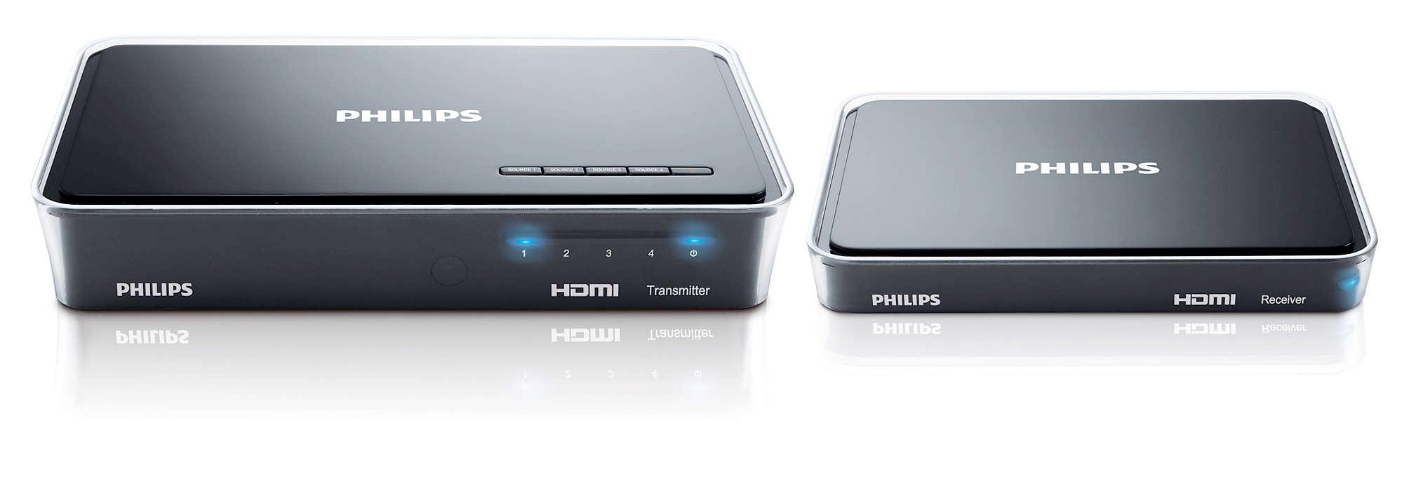 Libérez votre téléviseur HD