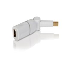 SWX2128N/10  Mini DisplayPort till HDMI
