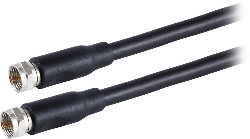 RG6 Coax Cable for audio and video
