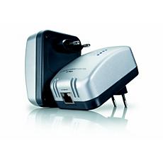 SYK5600/00  Adaptor ethernet pentru reţea electrică