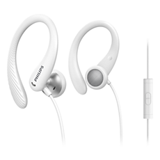 TAA1105WT/00  In-ear-sporthörlurar med mikrofon