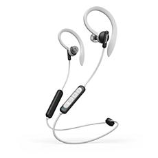 TAA4205BK/00  Sportowe, bezprzewodowe słuchawki dokanałowe