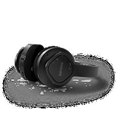 TAA4216BK/00  Wireless sports headphones
