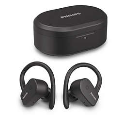 Brezžične ušesne športne slušalke