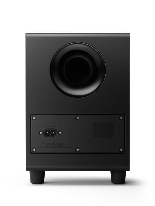 Philips Audio 2020: Soundbar TAB5305/12 - Subwoofer