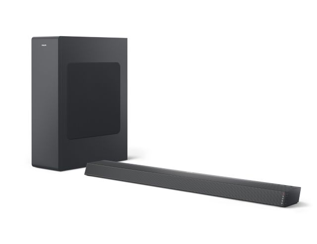 Philips Audio 2020: 2.1 Soundbar TAB6305/10