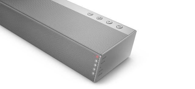 Philips Audio 2020: 2.1 Soundbar TAB6405/10