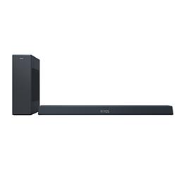 2,1 csatornás soundbar, vezeték nélküli mélynyomóval