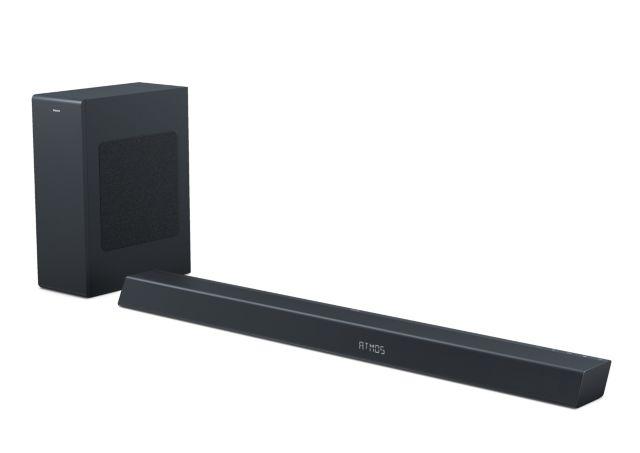 Philips Audio 2020: Soundbar TAB8805/10 (B8805)
