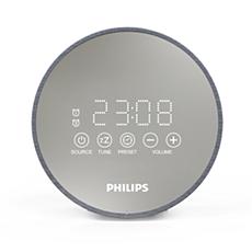 TADR402/12  Clock Radio