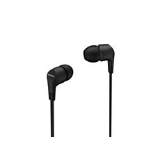 TAE1105BK/00  Kablolu kulak içi kulaklık