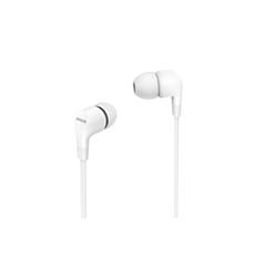 TAE1105WT/00  Кабелни слушалки за поставяне в ухото